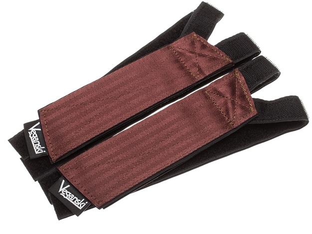 Picture of Veganski Freestyle Pedal Straps - Dark Brown