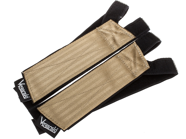 Picture of Veganski Freestyle Pedal Straps - Light Brown