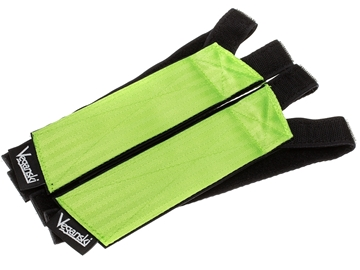 Picture of Veganski Freestyle Pedal Straps - Neon Green