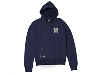 Picture of BLB Large Badge Overhead Hoodie - Navy