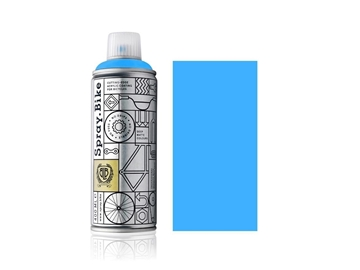 Spray.Bike Fluro Light-Blue