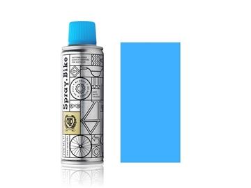 Spray.Bike pocket fluro light-blue