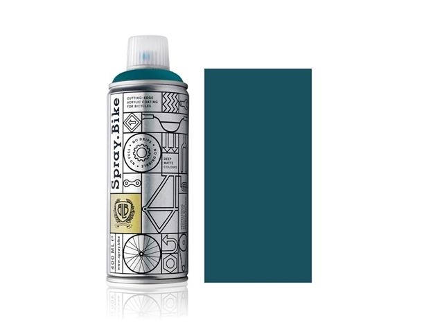 Spray.Bike paint - Battersea