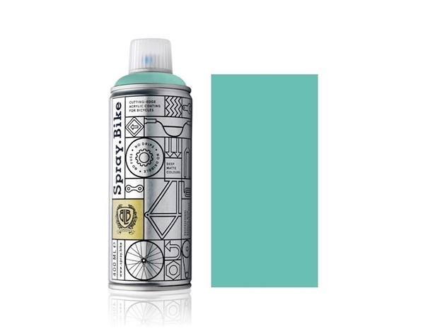 Spray.Bike Milan Celadon 2