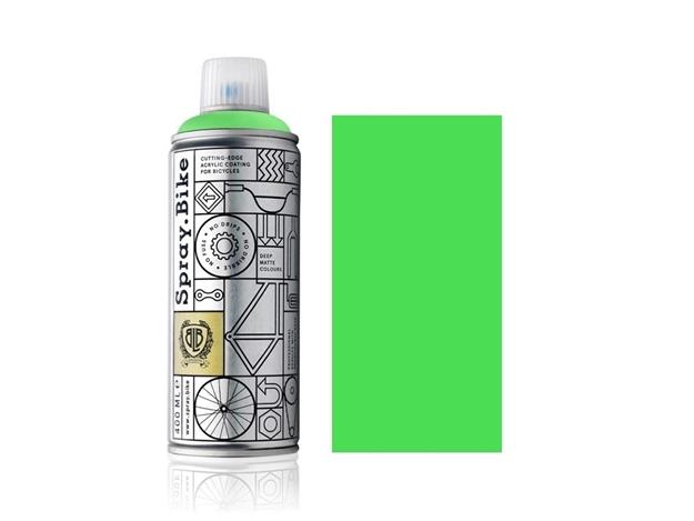 Spray.Bike Fluro Green