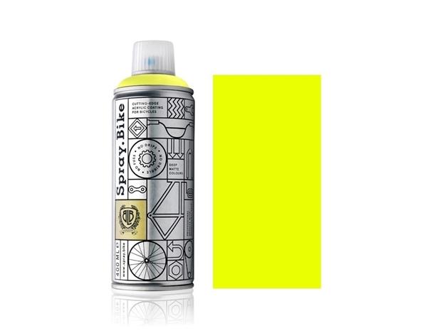 Spray.Bike Fluro Yellow