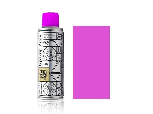 Spray.Bike pocket fluro magenta