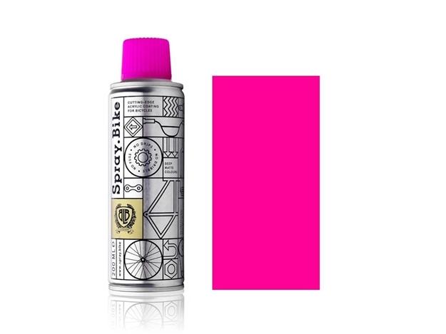 Spray.Bike pocket - Fluro Pink