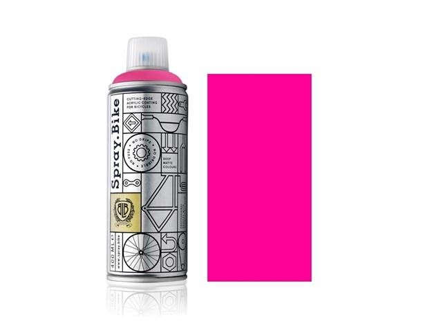 Spray.Bike Fluro Pink