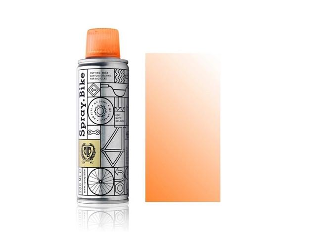 Picture of Spray.Bike pocket paint - Fluro Orange Clear