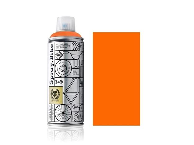 Spray.Bike Fluro Orange