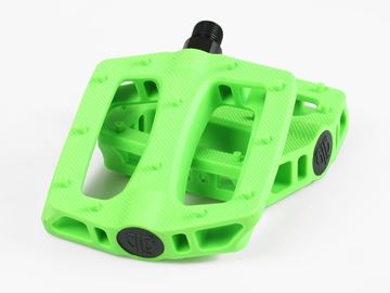 Picture of BLB T-Rex Pedals - Lime Green