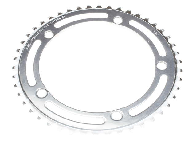 Picture of BLB Super Pista Chainring - Silver