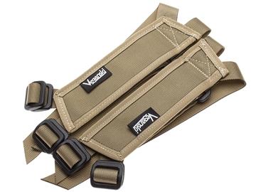 Picture of Veganski V3 (Plastic) Pedal Straps - Khaki