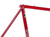 Gazelle Champion Mondial Road Frameset Red