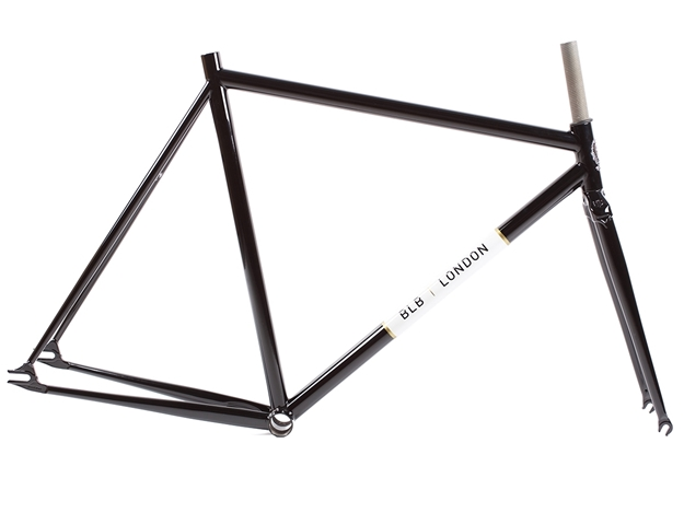 Picture of BLB London Lo-Pro Frameset - Gloss Black