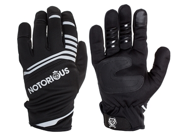 Picture of BLB Shield Cycling Gloves - Notorious
