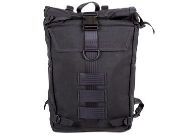 Picture of Veganski Rolltop Backpack - Black