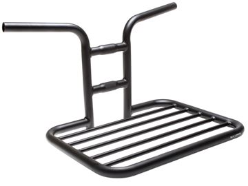 Picture of BLB Flat Rat Handlebar Rack - Matt Black