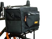 Restrap Rando Bag - Small on handlebar