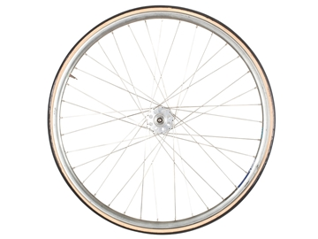 Picture of Ambrosio/Campagnolo Front Wheel - Grey