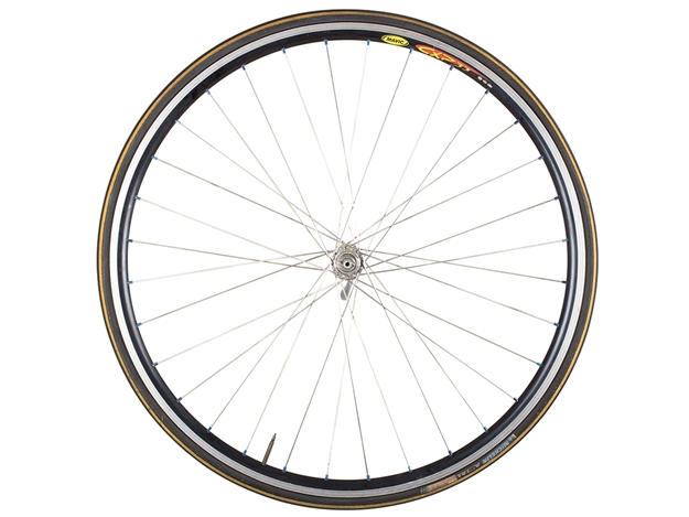 Picture of Mavic CXP-33/Dura-Ace Front Wheel - Black