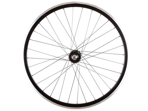 Picture of Shroom Deep Section Rear Wheel - Black/Black