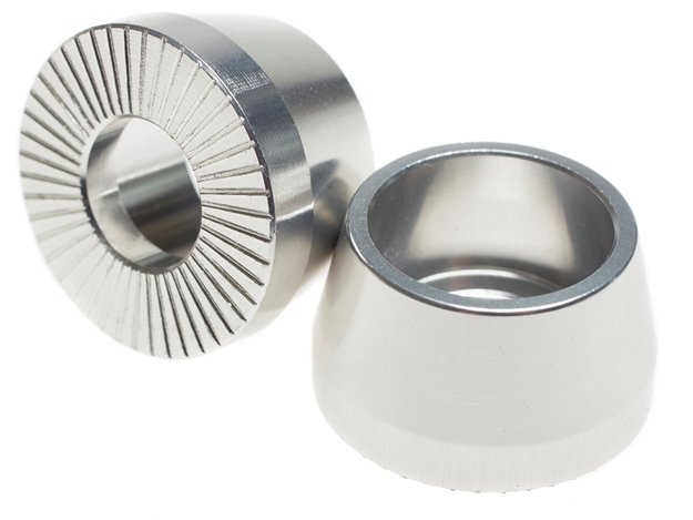 Picture of BLB King Hub Spare Bolt Hoods - Silver