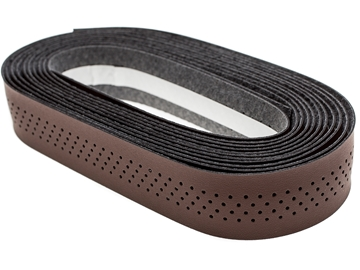 BLB Pro-Microfibre PU Bar Tape - Dark Brown