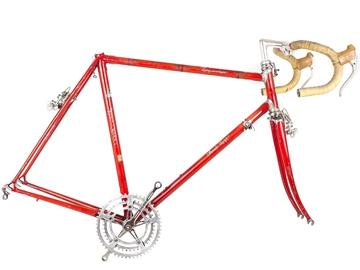 Picture of Fausto Coppi Campionissimo Frameset - 56cm