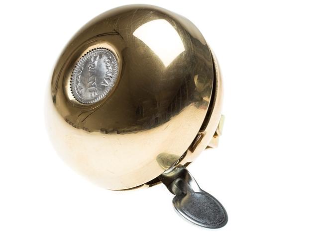 Picture of Crane Riten Handlebar Bell - Gold
