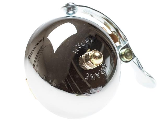Picture of Crane Suzu Handlebar Bell - Chrome Plated