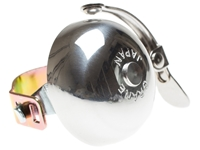 Picture of Crane Mini Suzu Handlebar Bell - Chrome Plated