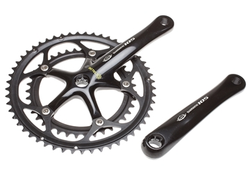 Picture of Shimano 105 Crankset - Black