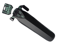 Picture of Ass Saver Speed Mullet Front Mudguard - Black