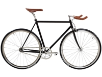 Picture of BLB City Classic Fixie & Single Speed Bike w/Bullhorn - Black