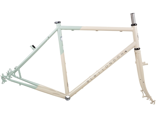 Picture of BLB Hitchhiker Frameset - Army/Sand