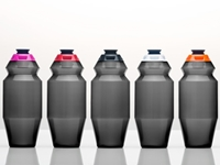 Picture of Abloc Arrive Water Bottle - Infra Red (Small)