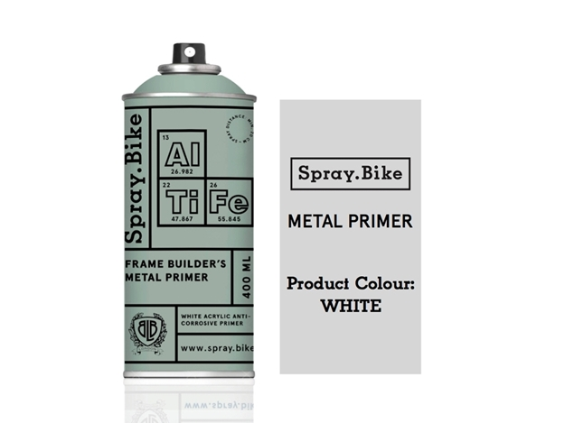 Spray.Bike Frame Builder's Metal Primer