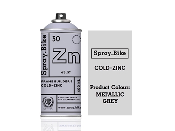 Picture of Spray.Bike Frame Builder's Cold-Zinc