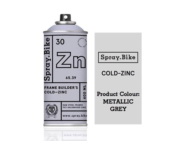 Spray Bike Frame Builder's Cold-Zinc