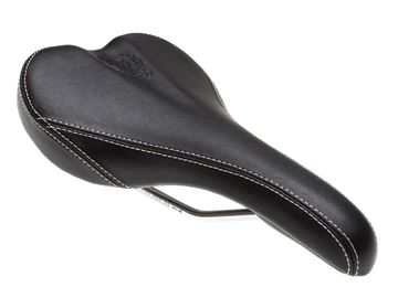 Picture of BLB Curve Ladies Saddle - Black