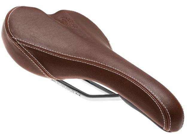 Picture of BLB Curve Ladies Saddle - Honey Brown