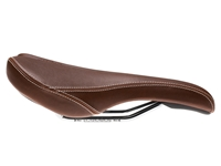 Picture of BLB Curve Ladies Saddle - Honey Brown