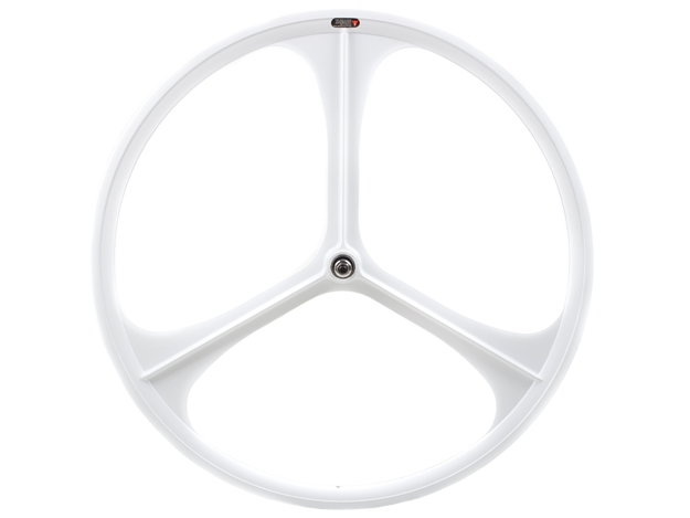 Picture of Teny 3 Spoke Front Wheel - White