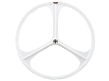 Picture of Teny 3 Spoke Rear Wheel - White