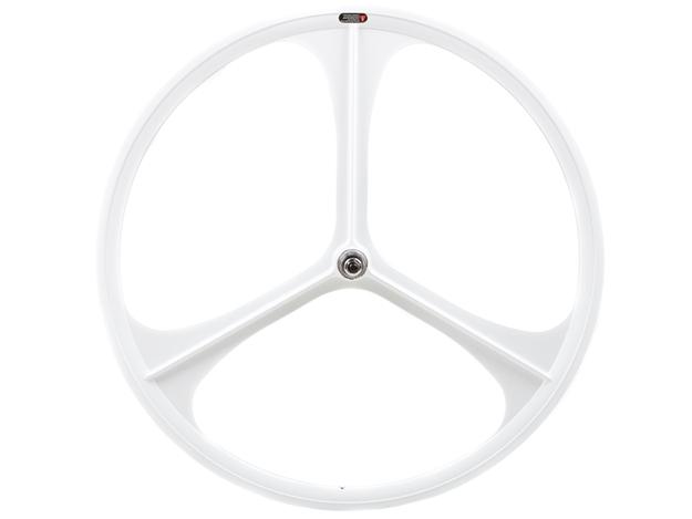 Picture of Teny 3 Spoke Rear Wheel - White