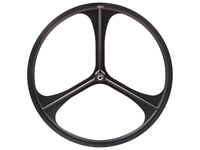 Picture of Teny 3 Spoke Front Wheel - Black