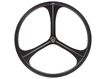 Picture of Teny 3 Spoke Front Wheel - Black