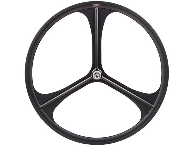 Picture of Teny 3 Spoke Rear Wheel  - Black